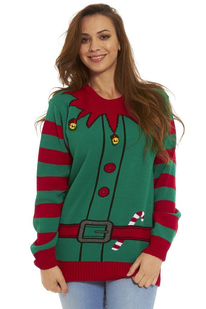 womans christmas jumper