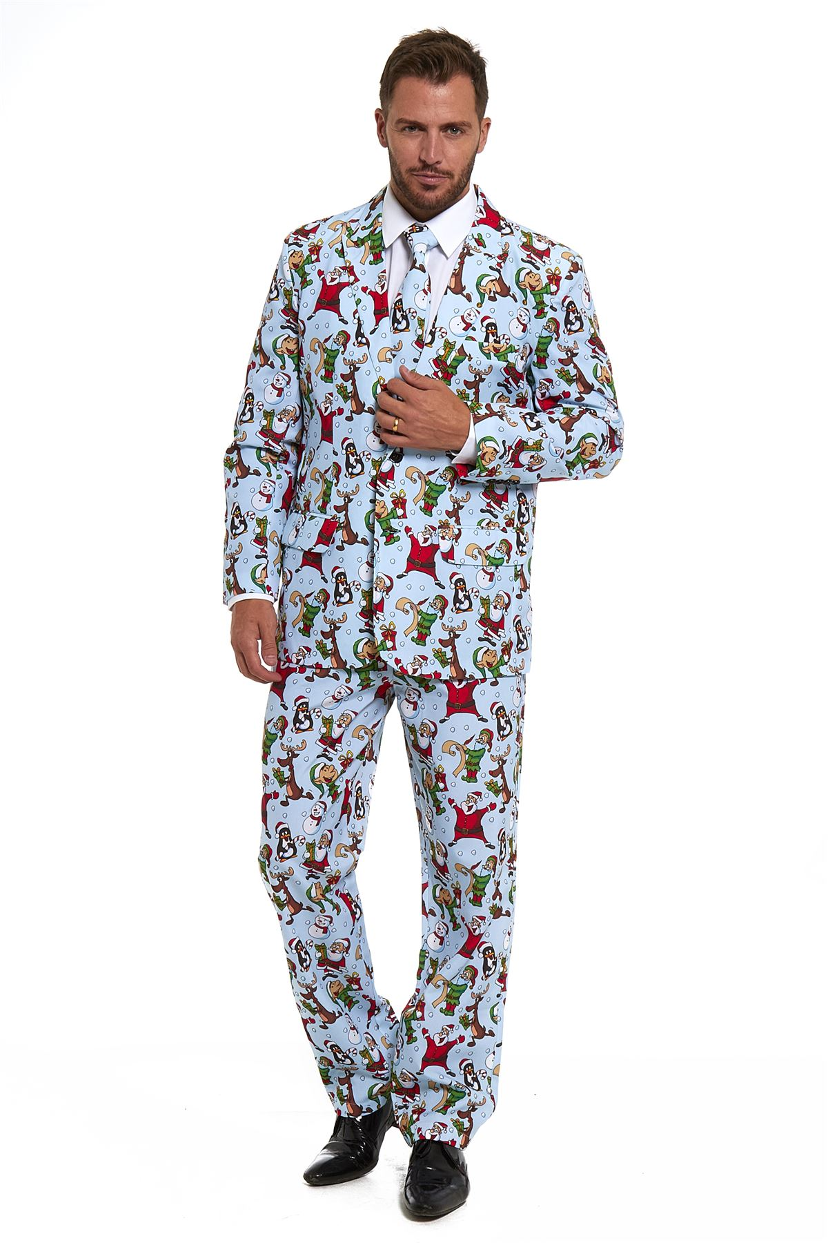 Stag Do Suits Party Fancy Paty Mens Costume Outfit Stand Out ...