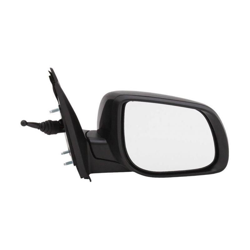 Kia Picanto 2007-2011 Cable Adjust Wing Door Mirror Primed Cover Passenger Side