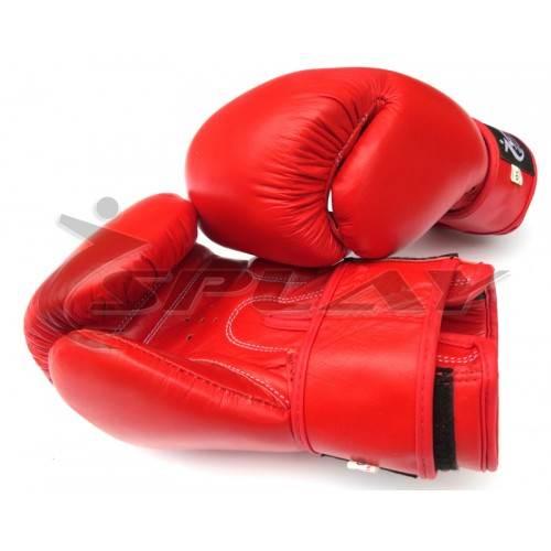 Splay Sparing Boxing bag guanti di muay pelle pugno muay di lotta pad thai calcio pro 44a424