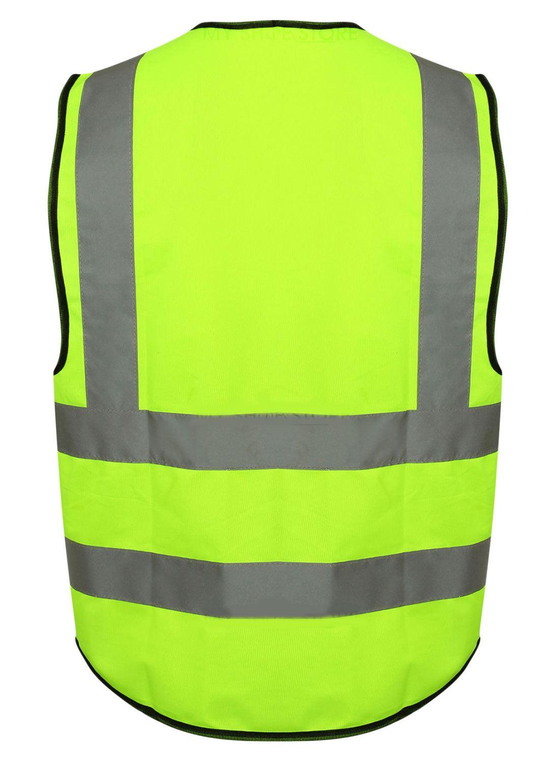 Sicurezza Alta Visibilità Executive Gilet Da Uomo Work Wear Pantaloni riflettente