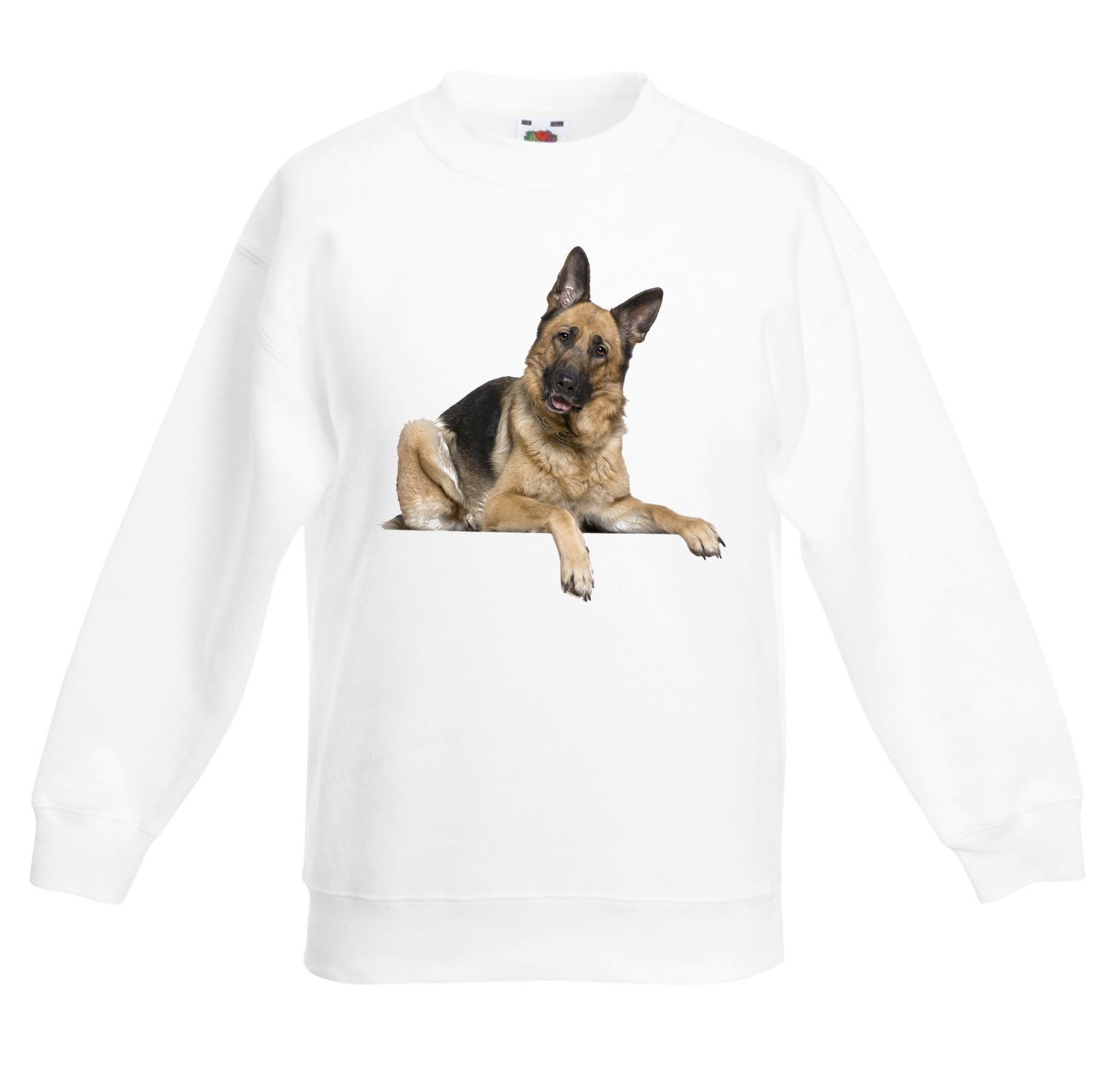 German Shepherd Kid/'s T-Shirt Children Boys Girls Unisex Top Puppy Dog Lover