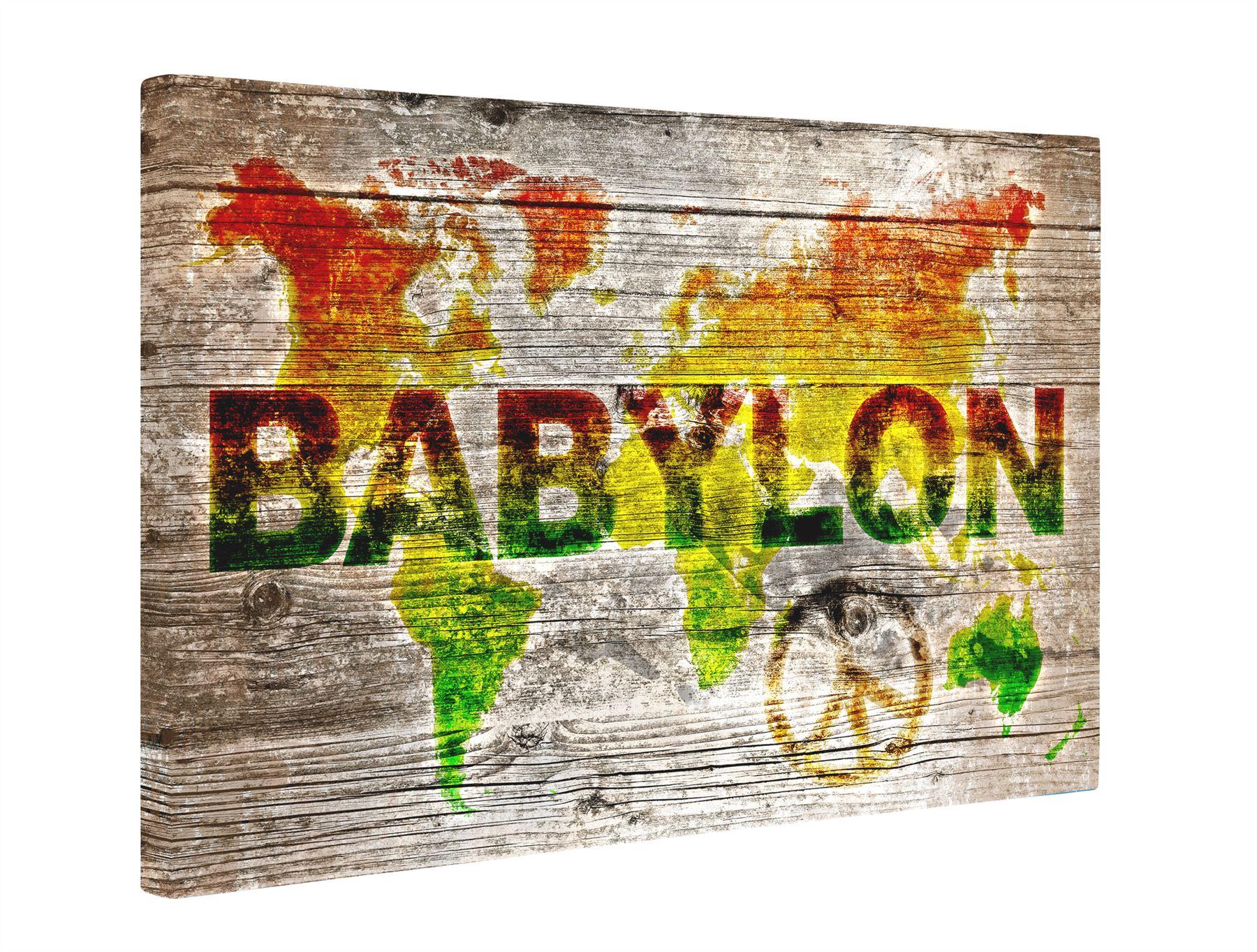 Reggae world map box canvas print wall art rasta bob marley atlas reggae world map box canvas print wall art rasta bob marley atlas gumiabroncs Gallery