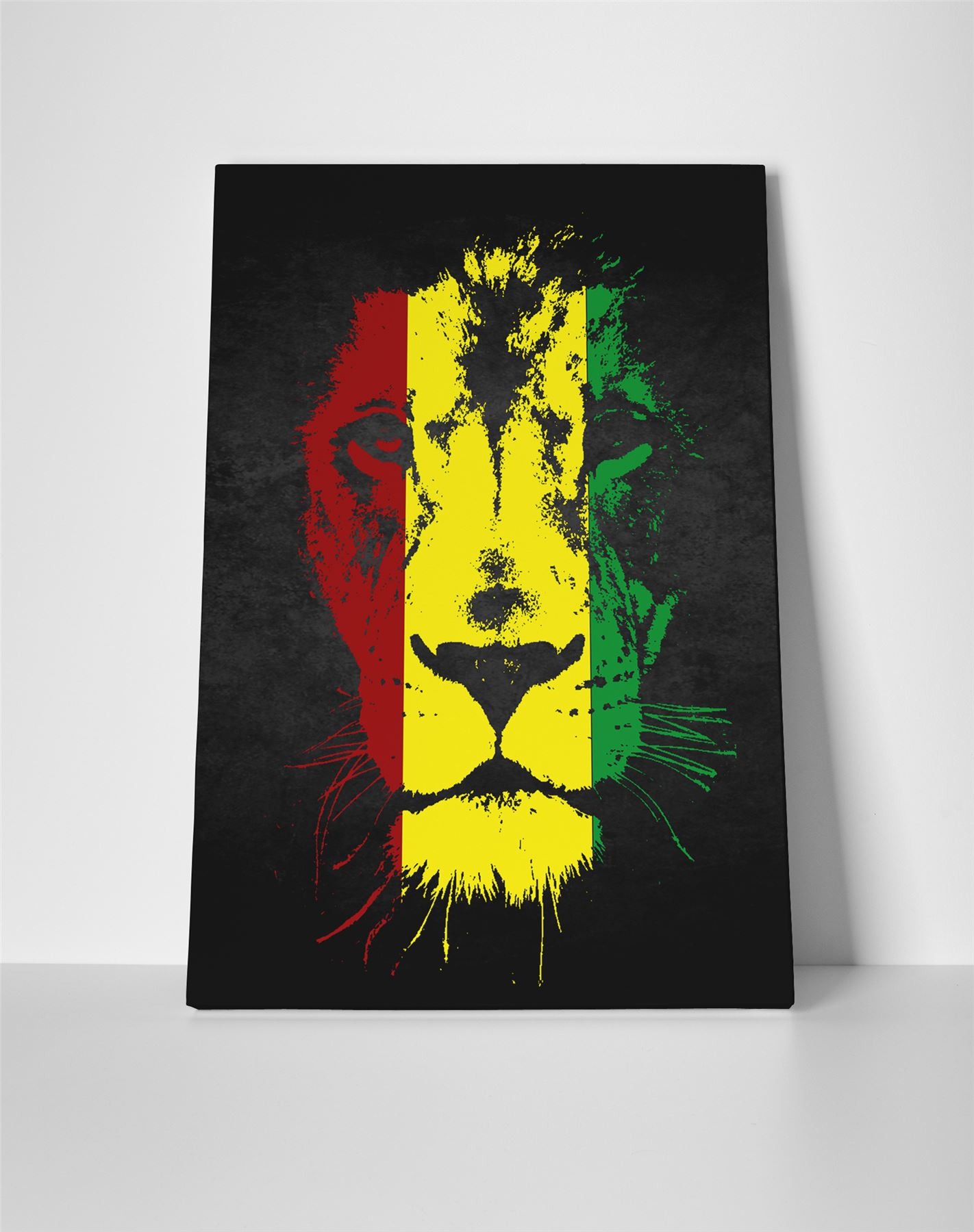 100+ [ Bob Marley Canvas Wall Art ] | Red Archives Canvas Print Art ...