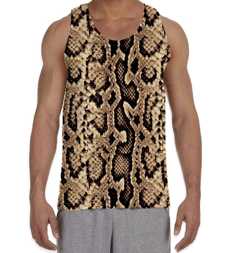 Poland Rocks Mens Printed Vest Sports Tank-Top T Shirt Leisure Shirts Sleeveless Shirts