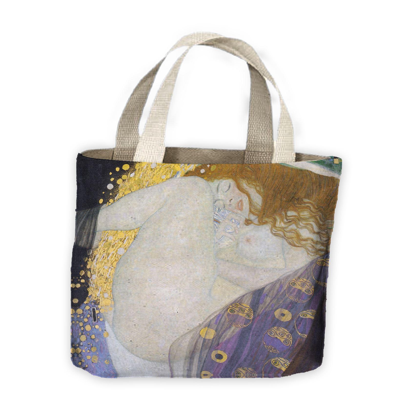 Klimt Tree of Life Tote Bag
