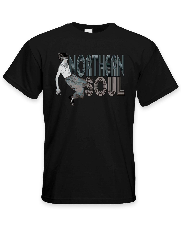 WIGAN CASINO KEEP THE FAITH T-SHIRT Sizes S to XXXL Northern Soul Mod Motown