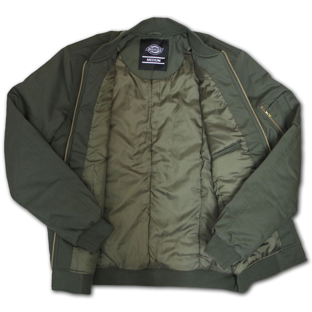 Olive Dark Green Jacket Taylorsville Dickies q7zvAwTx