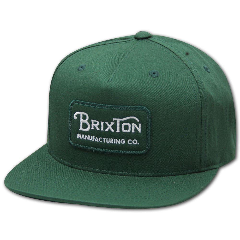 Grade Brixton Cap Brixton Green Snapback Green Snapback Cap Brixton Grade vPCfvwWSRq