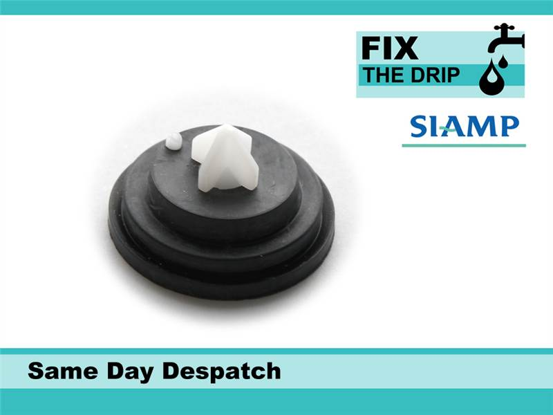 Siamp Cistern Inlet Fill Valve Diaphragm Washer Geberit
