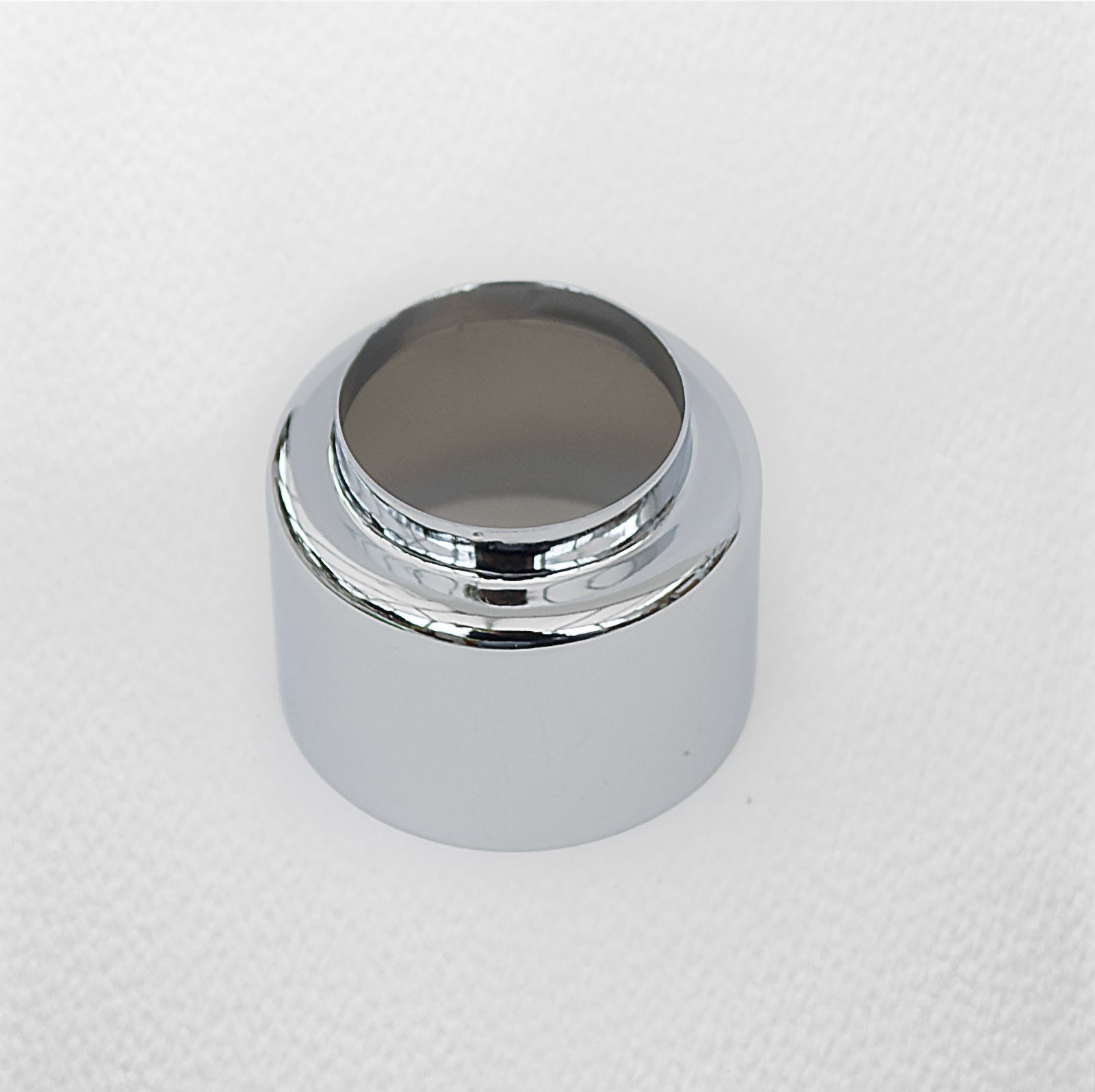 Ideal Standard A954455AA Temperature control handle Red button Chrome