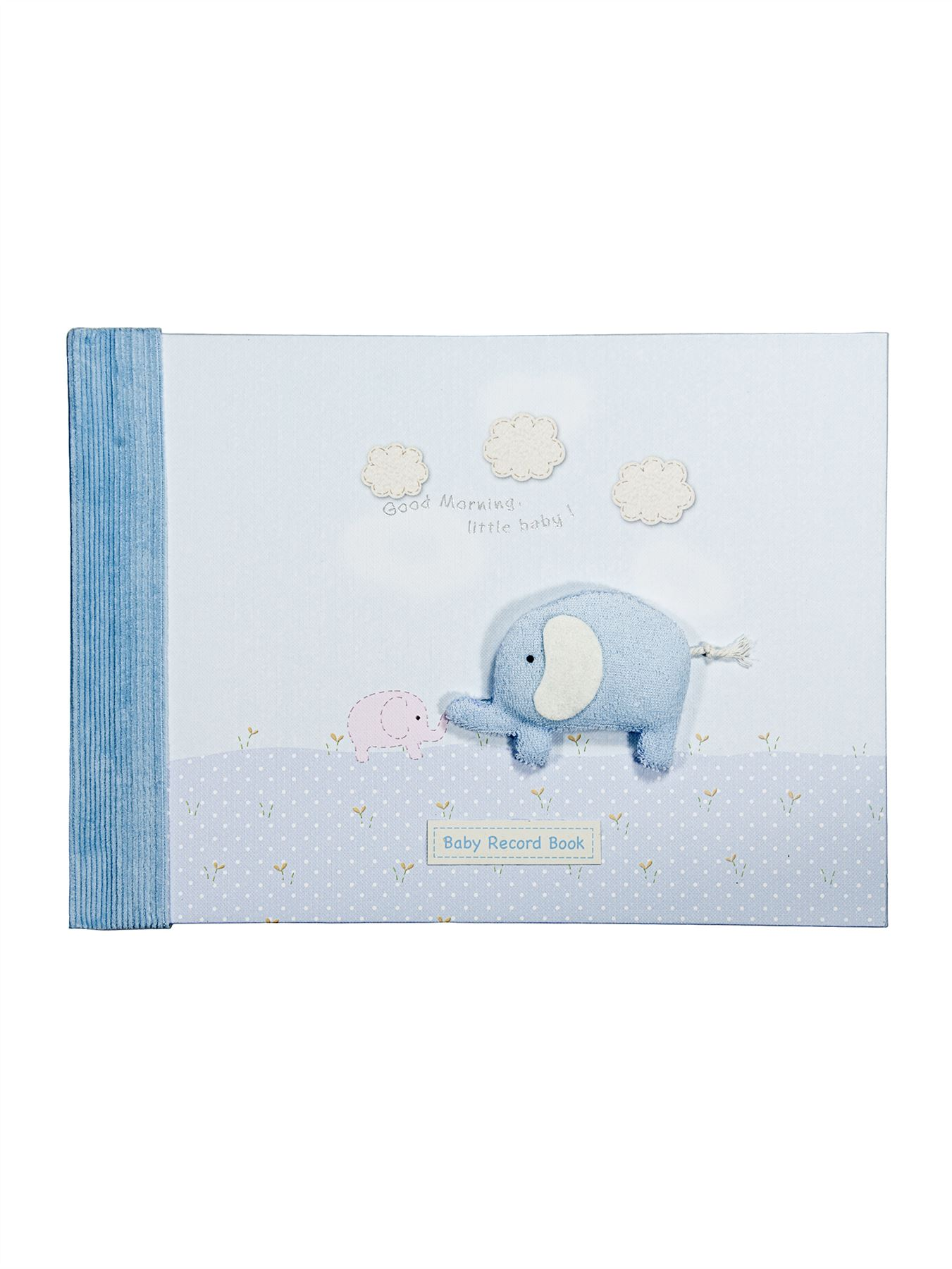 Mousehouse Newborn Baby Boy Keepsake Box and Imprint Casting Kit