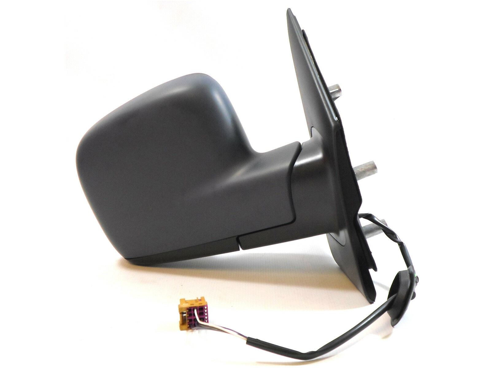 VW T5 Transporter 2003-2010 Door Mirror Electric Primed O//S Driver Right