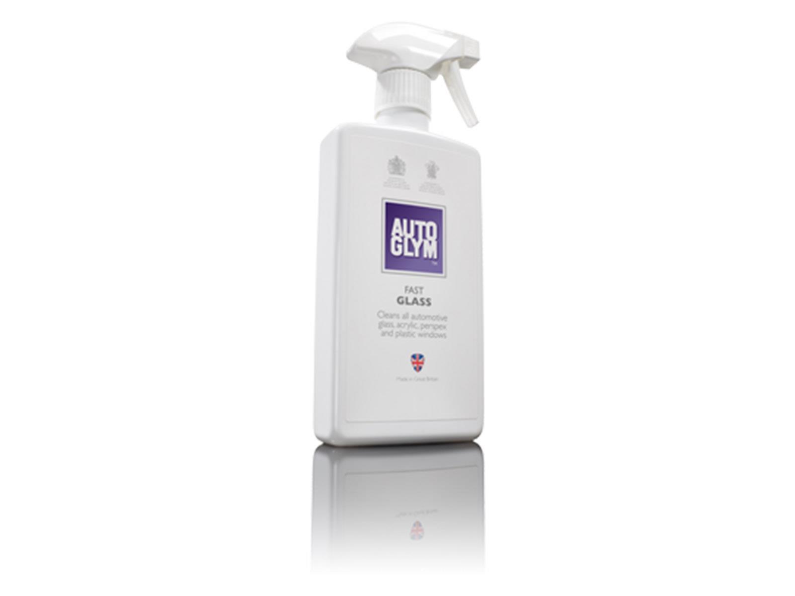 Autoglym Fast Glass Window Windscreen Cleaner Streak Free Car Clean Spray 500ml 501636618500 Ebay