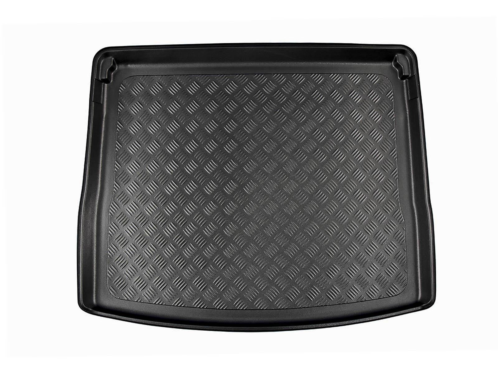 Fully Tailored Fit Black Boot Liner Tray Car Floor Mat ...