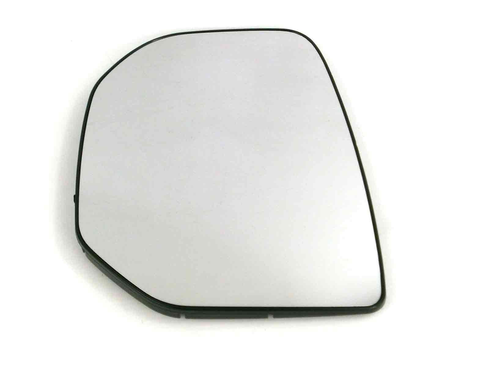 Peugeot Bipper 2008-/> Wing Mirror Glass Heated Pair Left /& Right