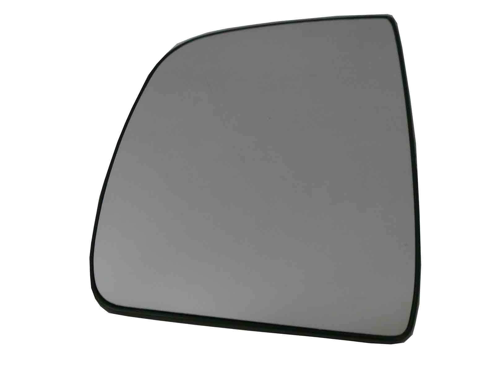 Wing Mirror Glass With Base Plate Door