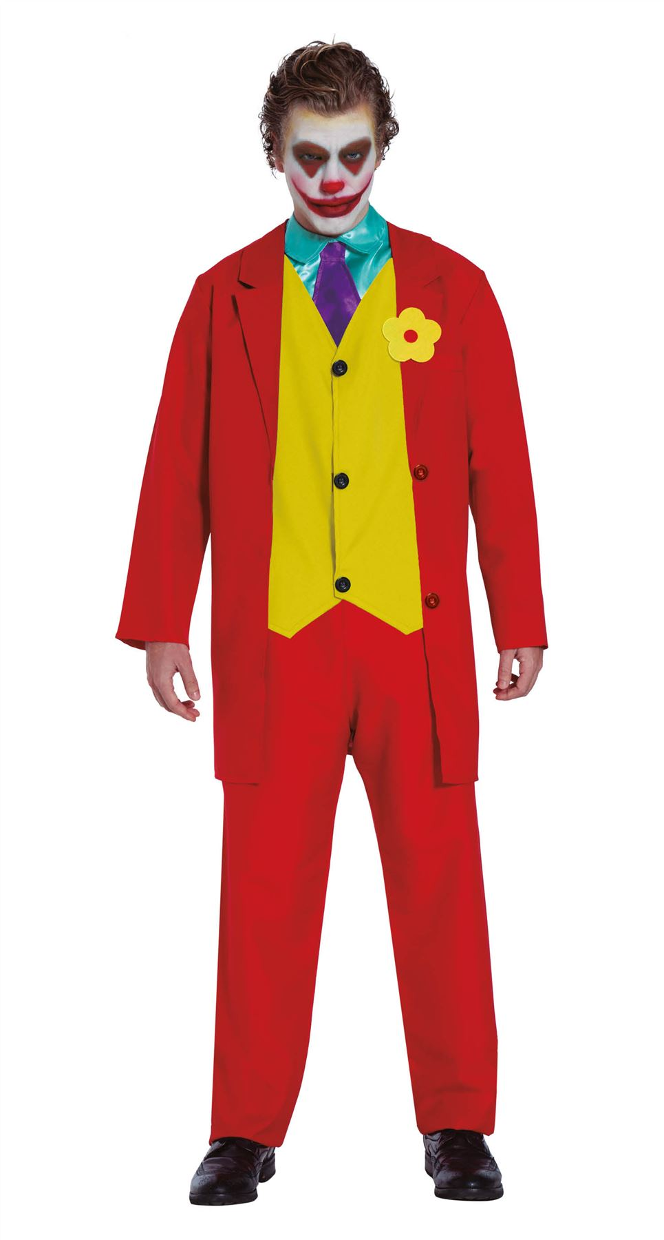 Fiestas Guirca Nuclear Suit Halloween Child Fancy Dress Costume