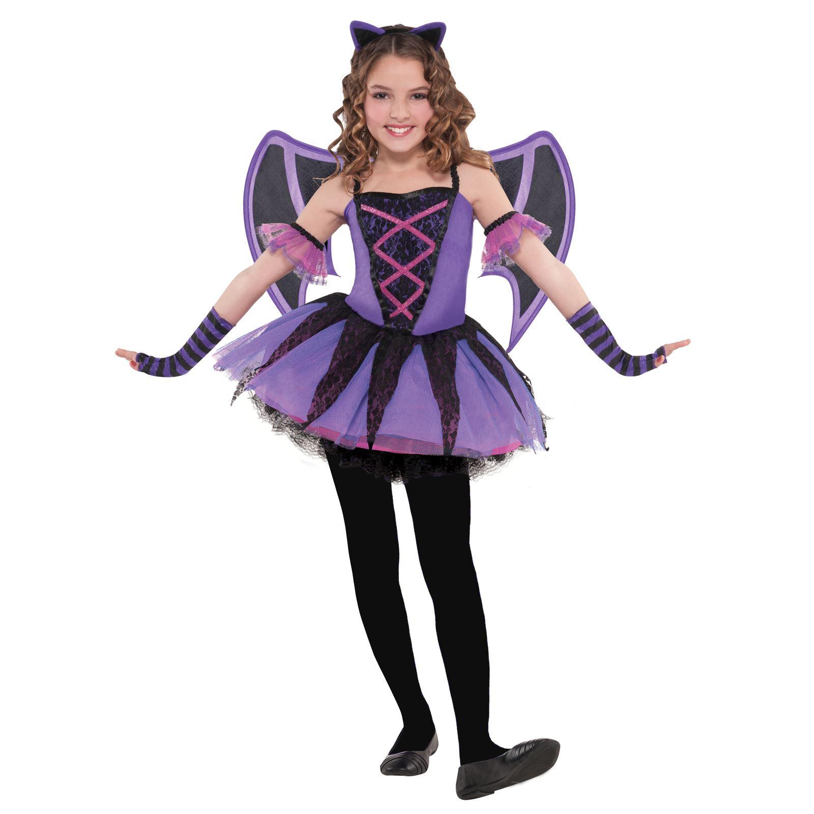 Boys Girls Fancy Dress Halloween Party Horror Costume Trick Treat ...