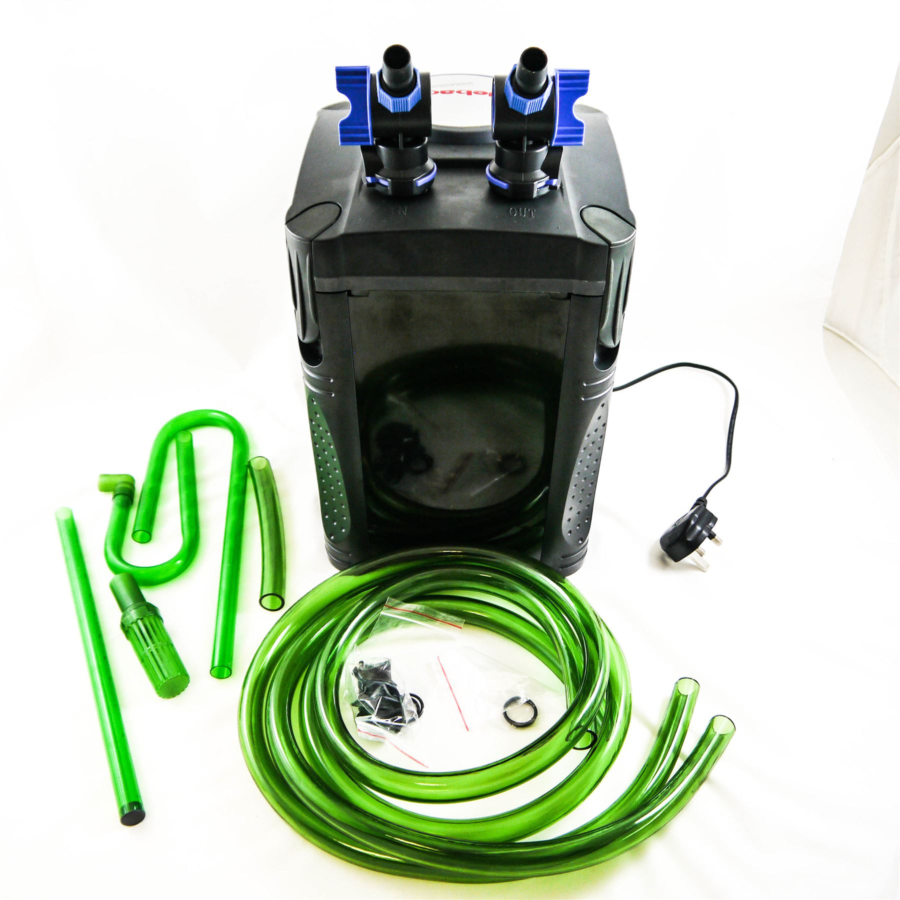 Jebao One Touch External Aquarium Fish Tank Canister Filter 650 To Pump Wiring