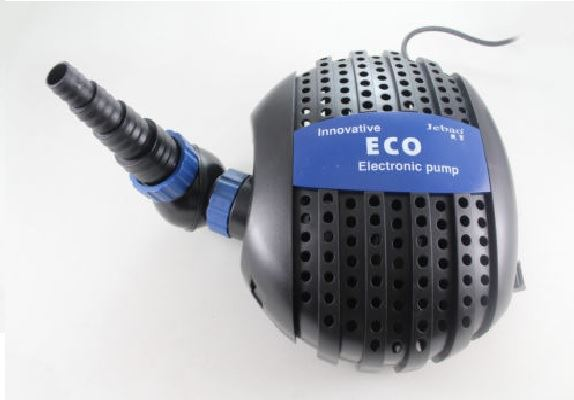 Jebao efp energy saving submersible garden koi fish pond for Fish pond pumps