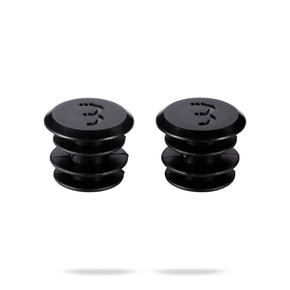 Look france Handlebar End Plugs Bar End Caps endcaps chrome new black