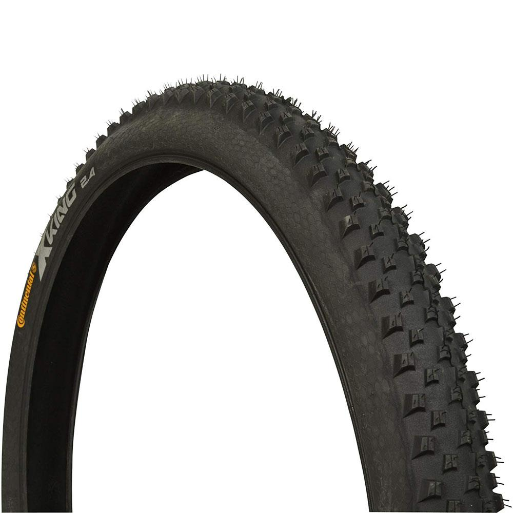 "non repliable Continental Mountain King II 26 X 2.4/"" puregrip NOIR PNEU"