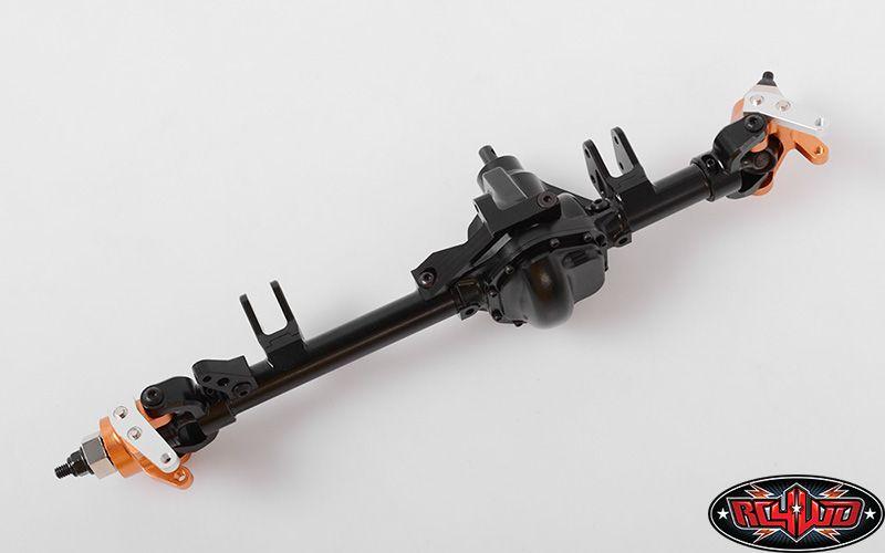 RC4WD D44 large essieu avant Wraith Bomber AR60 AR60 AR60 largeur cnc alluminium Z-A0110 e85c73