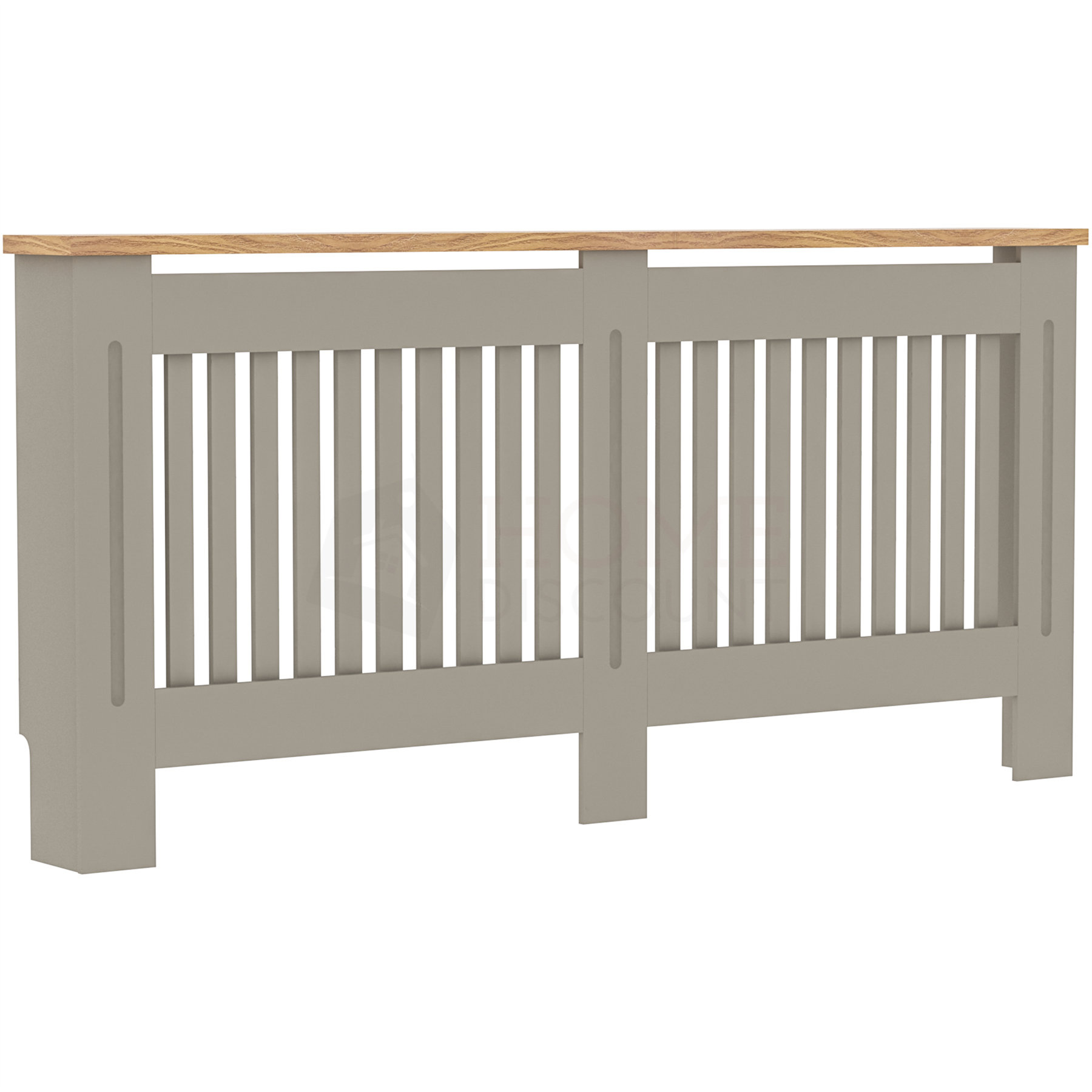 Radiateur-Housse-Blanc-inachevee-MODERNE-BOIS-TRADITIONNELLE-Grill-cabinet-furniture miniature 65