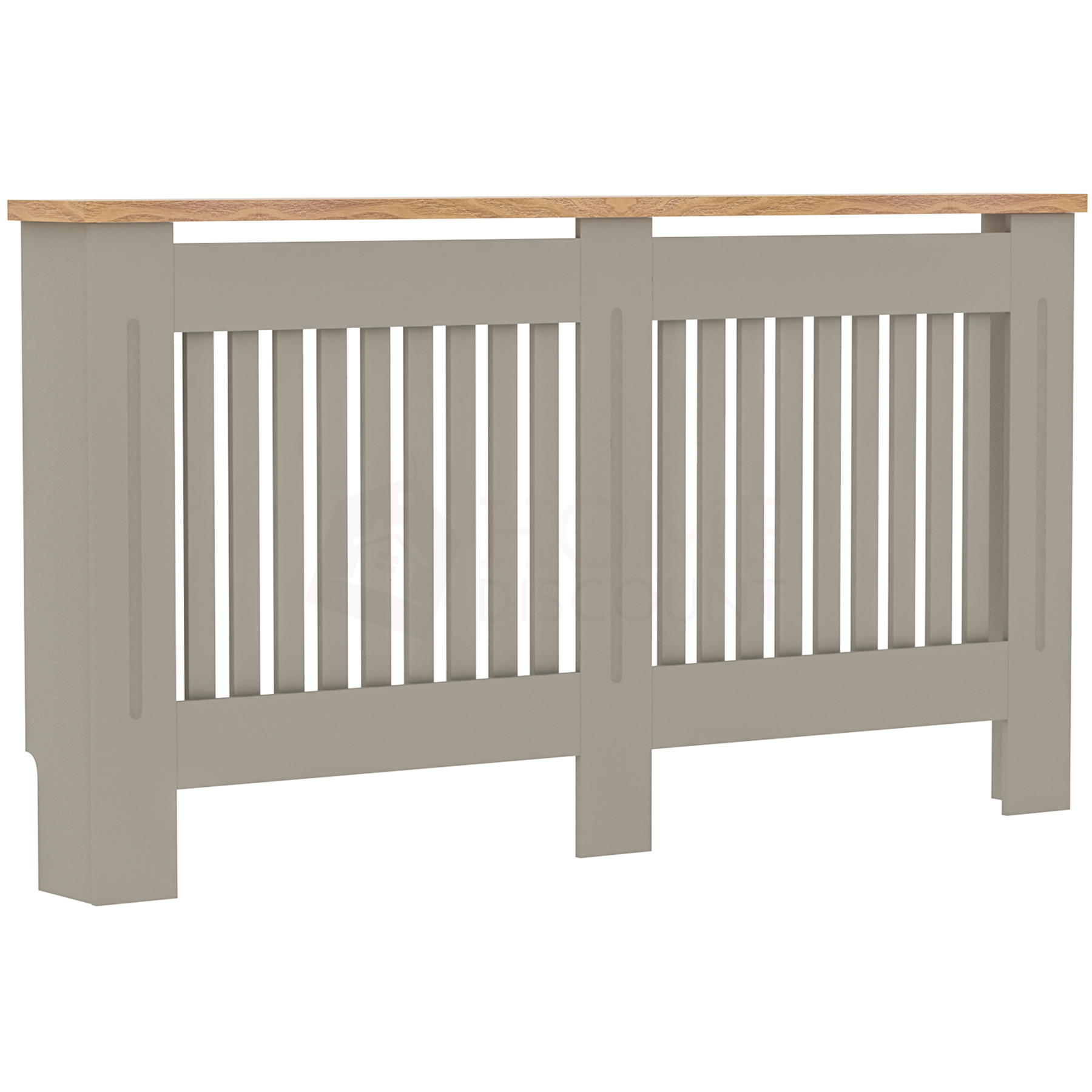 Radiateur-Housse-Blanc-inachevee-MODERNE-BOIS-TRADITIONNELLE-Grill-cabinet-furniture miniature 57