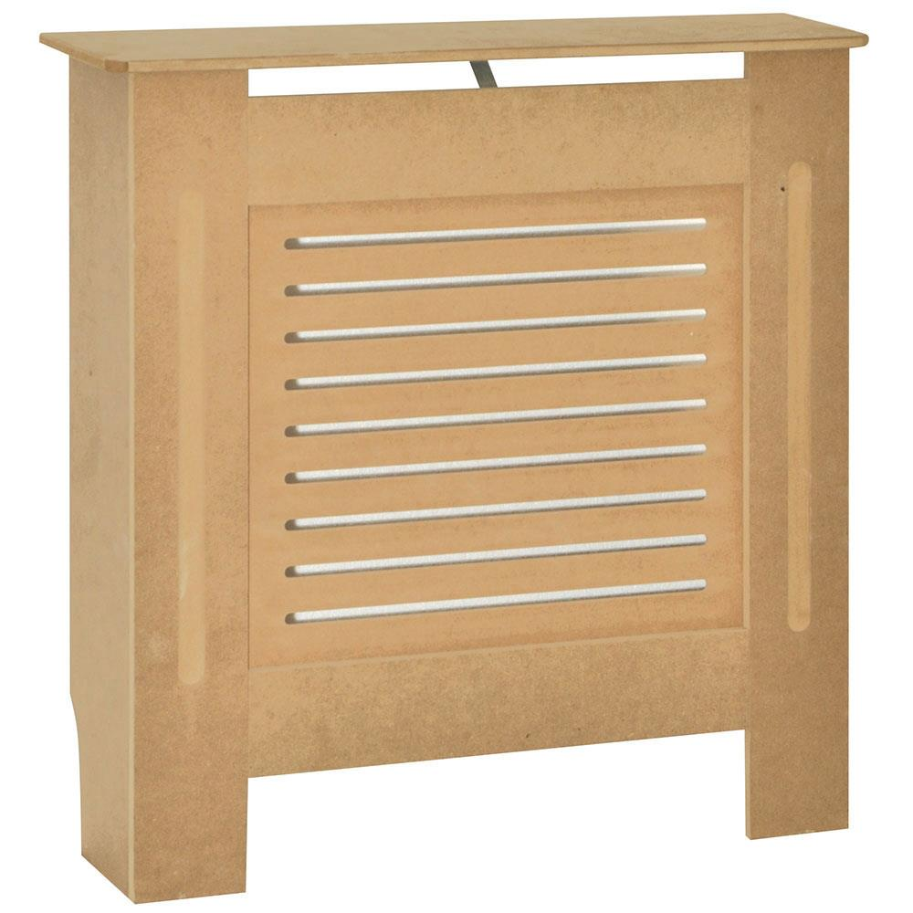 thumbnail 121 - Radiator Cover White Unfinished Modern Traditional Wood Grill Cabinet Furniture