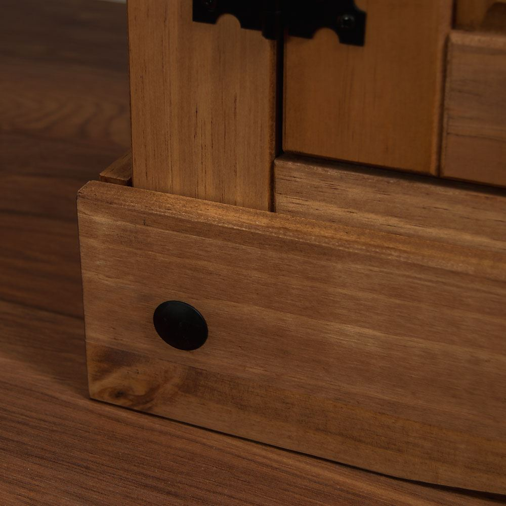 Corona-Panama-Chest-Of-Drawers-Bedside-Bedroom-Mexican-Solid-Pine-Furniture thumbnail 185