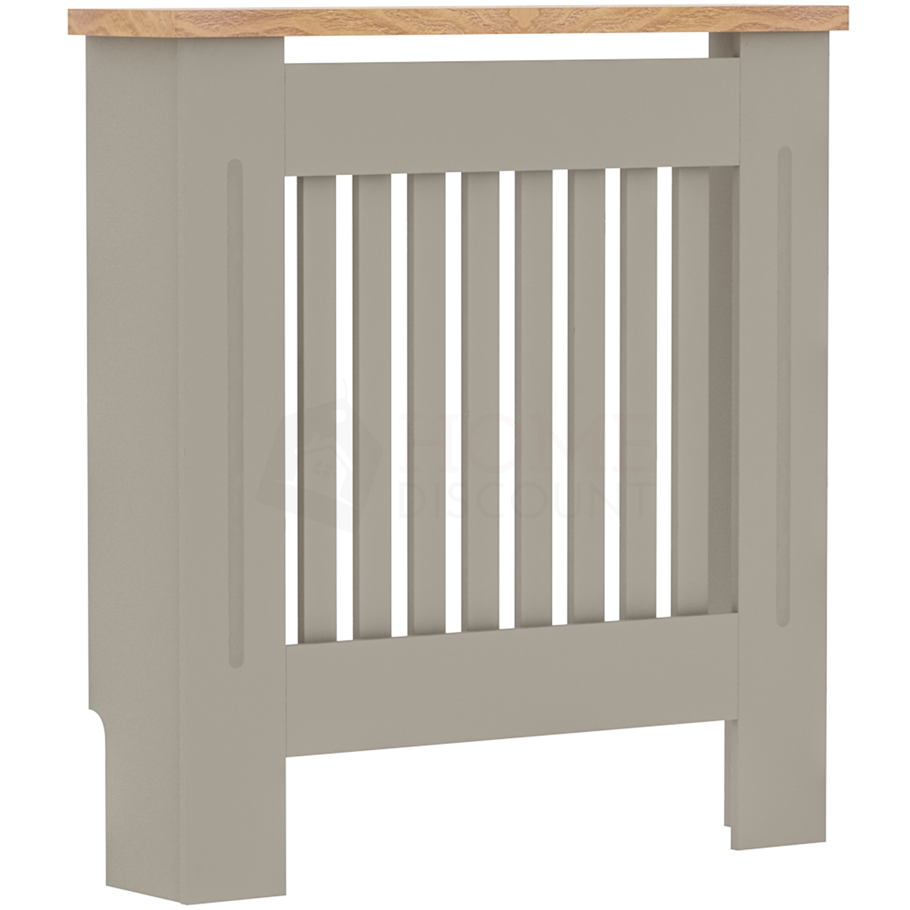 Radiateur-Housse-Blanc-inachevee-MODERNE-BOIS-TRADITIONNELLE-Grill-cabinet-furniture miniature 41