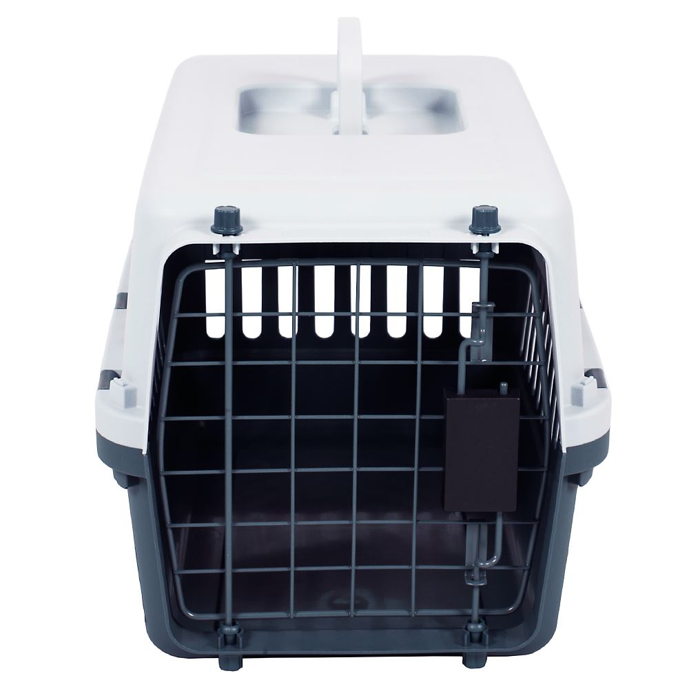Pet Carrier Cage Dog Cat Kitten Puppy Travel Vet Transport