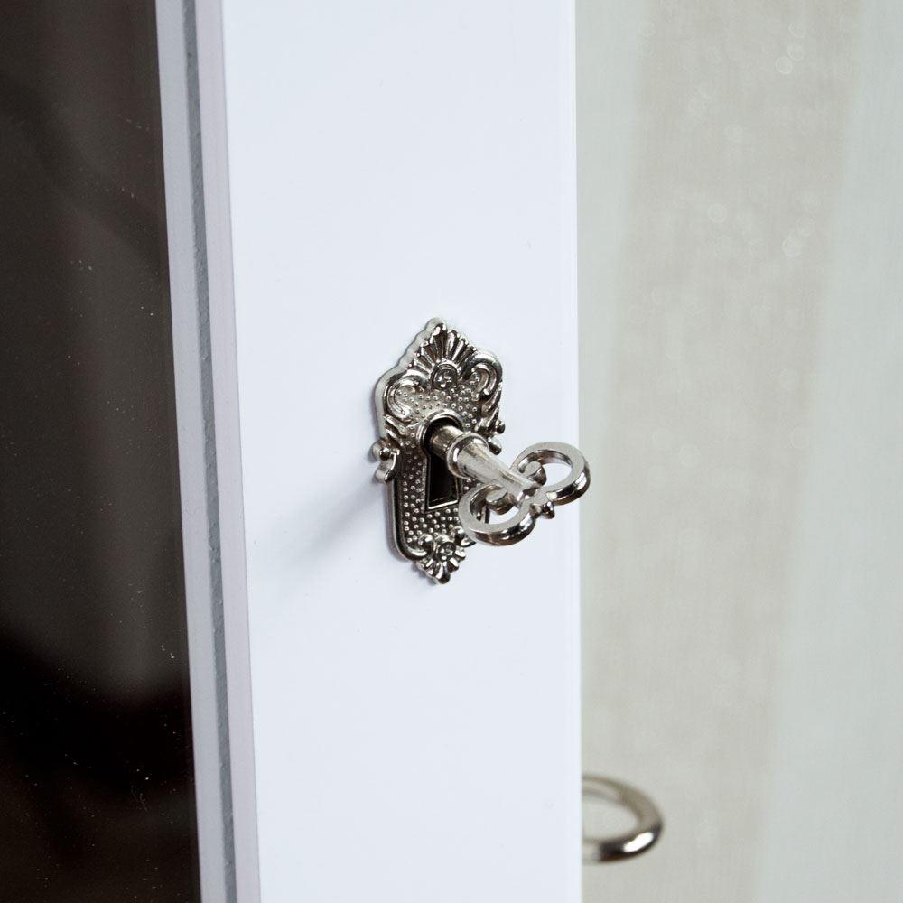 Nishano Jewellery Cabinet Mirror Floor Free Standing Bedroom