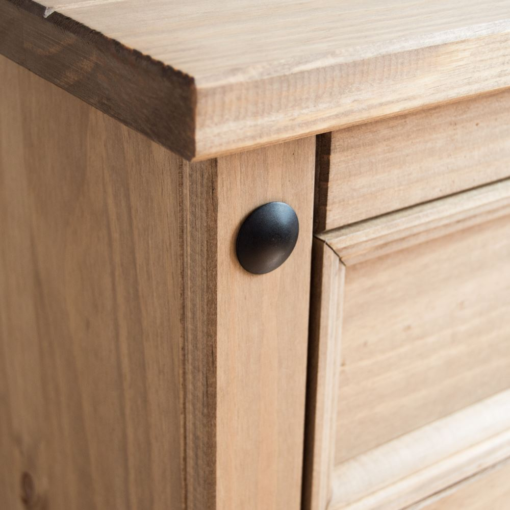 Corona-Panama-Chest-Of-Drawers-Bedside-Bedroom-Mexican-Solid-Pine-Furniture thumbnail 95