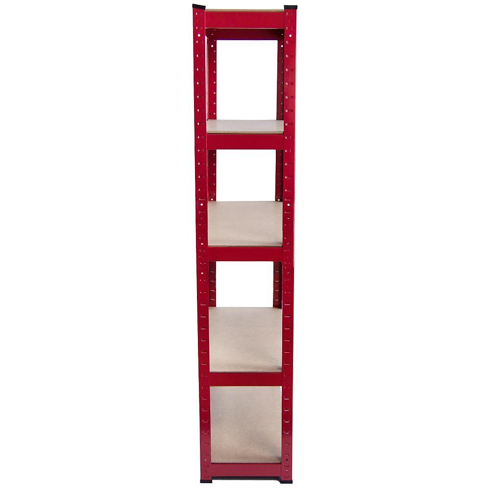 5-Tier-Garage-Shelves-Shelving-Unit-Racking-Boltless-Heavy-Duty-Storage-Shelf thumbnail 47
