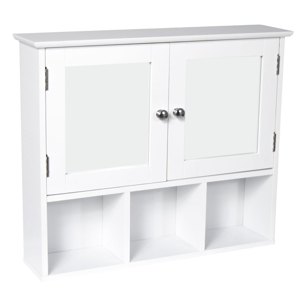 bathroom cabinet single double door wall mounted tallboy cupboard rh ebay co uk