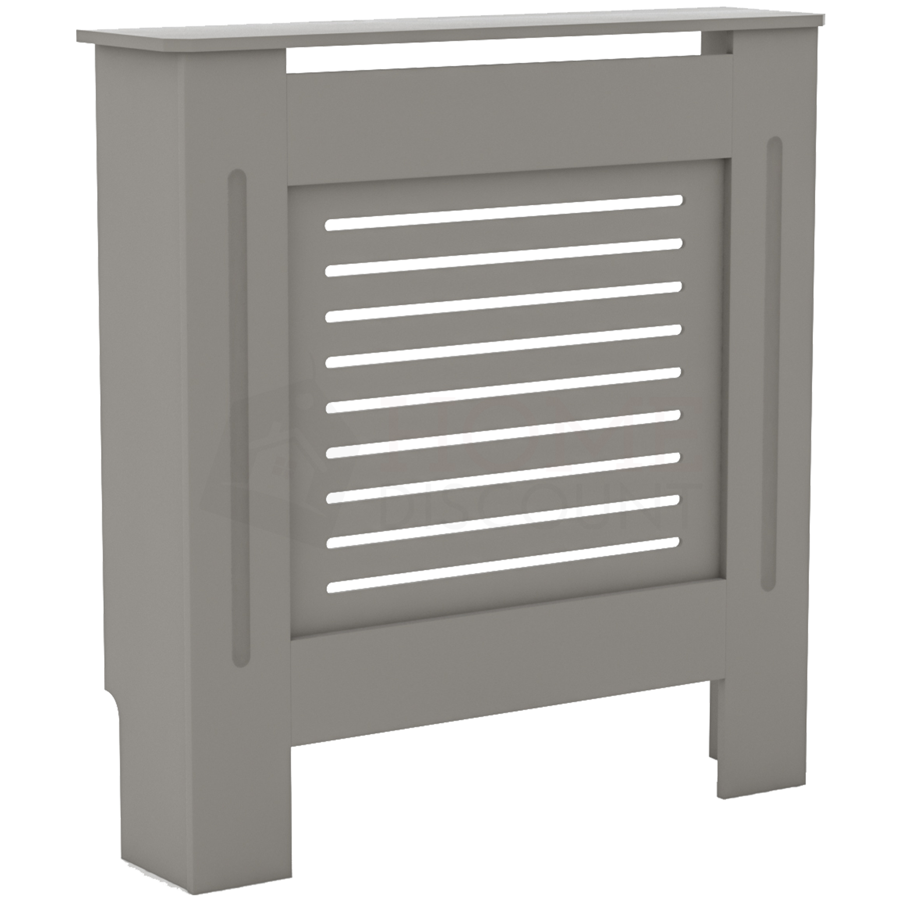 Radiateur-Housse-Blanc-inachevee-MODERNE-BOIS-TRADITIONNELLE-Grill-cabinet-furniture miniature 113