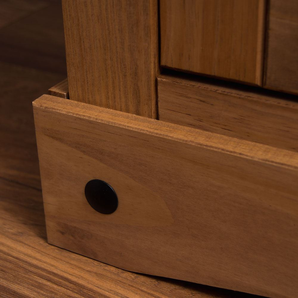 Corona-Panama-Chest-Of-Drawers-Bedside-Bedroom-Mexican-Solid-Pine-Furniture thumbnail 175