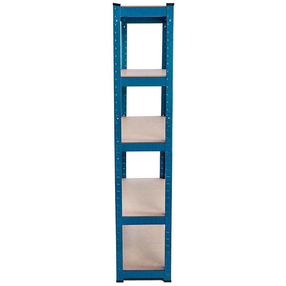 5-Tier-Garage-Shelves-Shelving-Unit-Racking-Boltless-Heavy-Duty-Storage-Shelf thumbnail 19