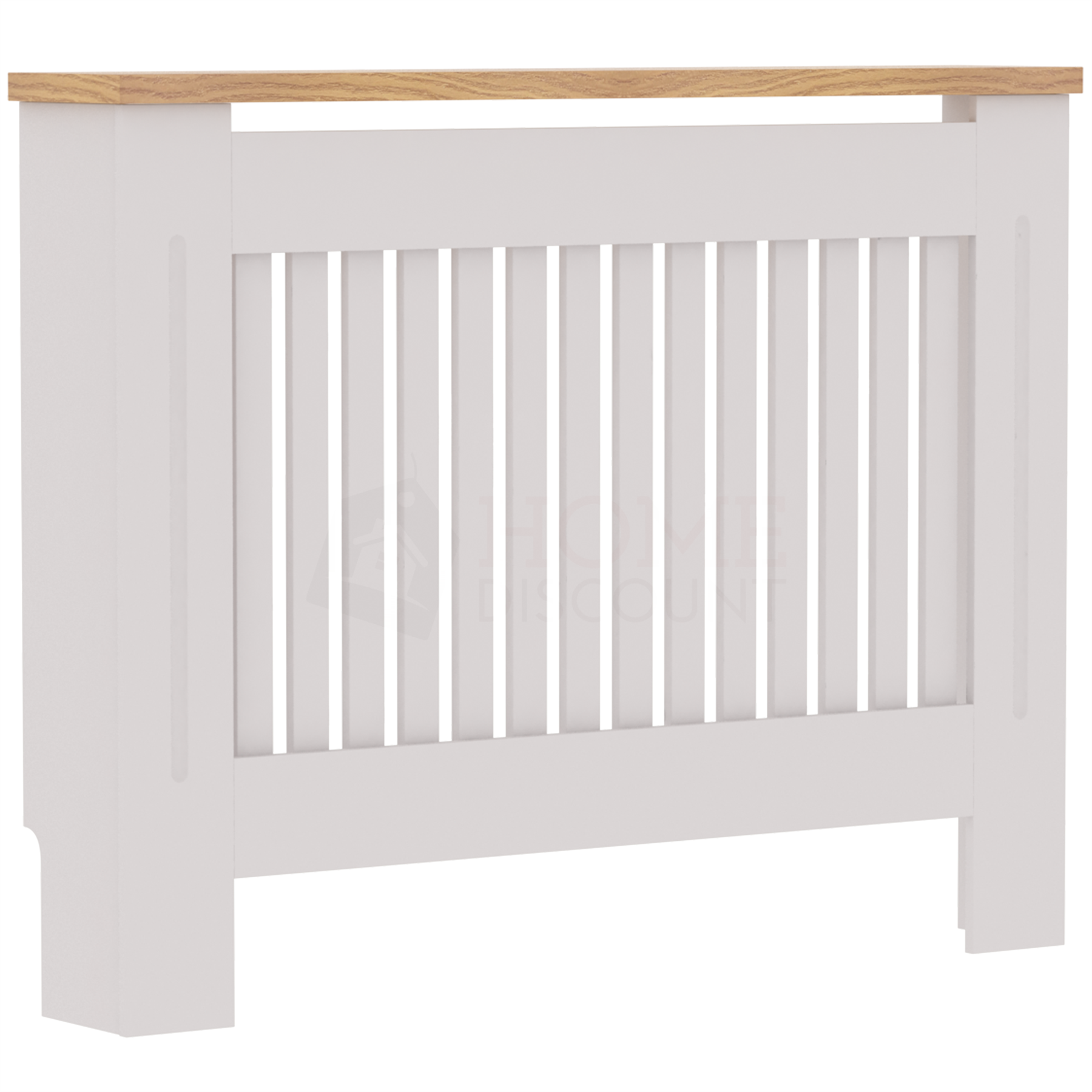 Radiateur-Housse-Blanc-inachevee-MODERNE-BOIS-TRADITIONNELLE-Grill-cabinet-furniture miniature 17