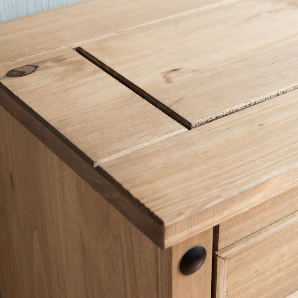 Corona-Panama-Chest-Of-Drawers-Bedside-Bedroom-Mexican-Solid-Pine-Furniture thumbnail 91