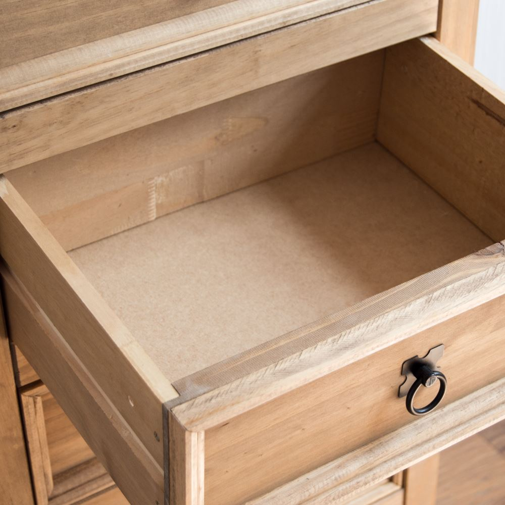 Corona-Panama-Chest-Of-Drawers-Bedside-Bedroom-Mexican-Solid-Pine-Furniture thumbnail 93