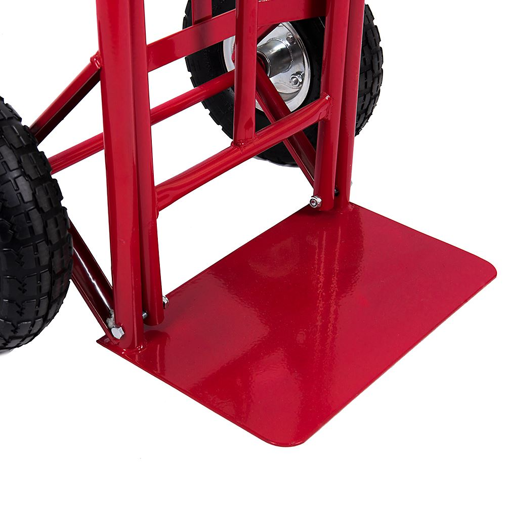 Hand Sack Truck Trolley Industrial Heavy Duty Pneumatic