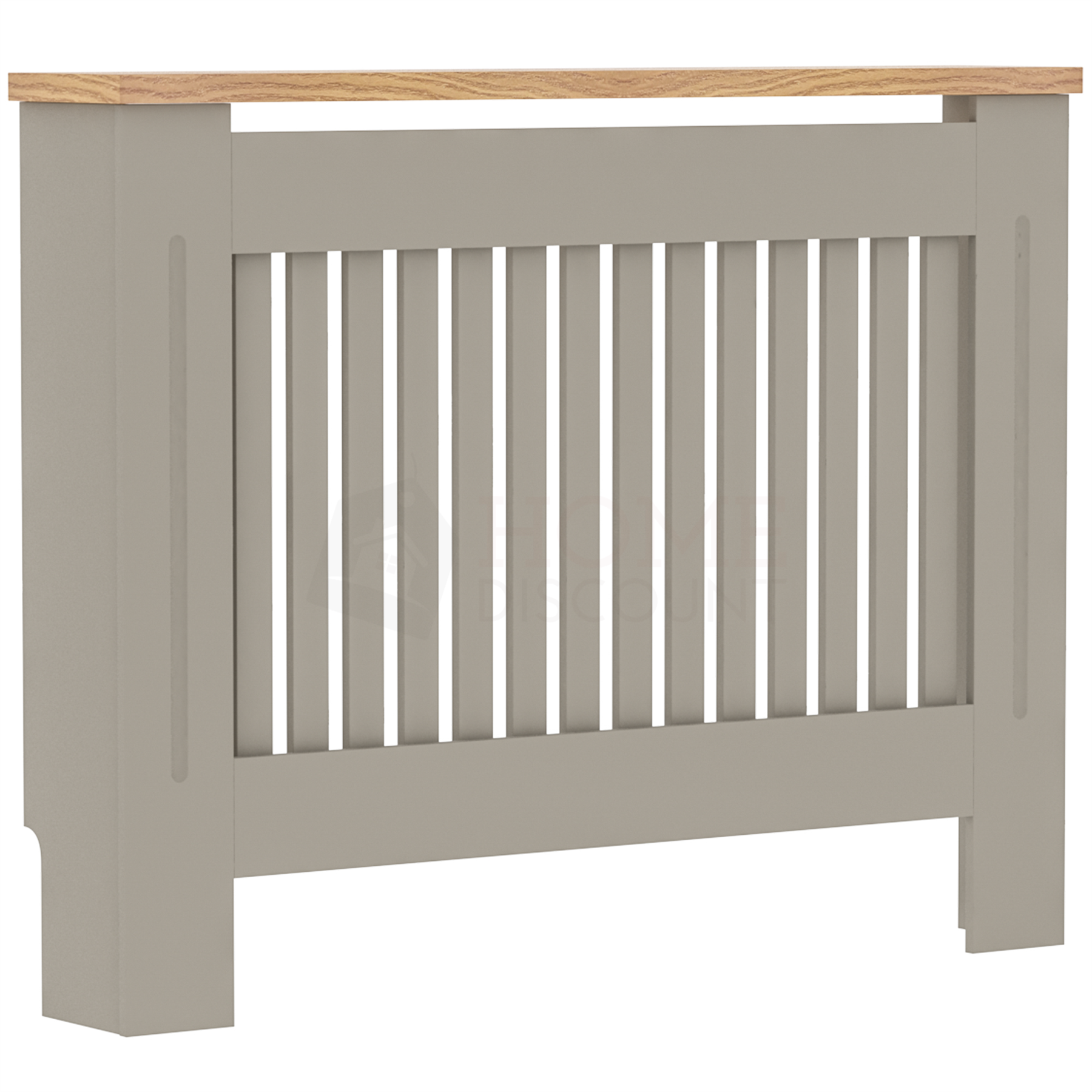 Radiateur-Housse-Blanc-inachevee-MODERNE-BOIS-TRADITIONNELLE-Grill-cabinet-furniture miniature 49