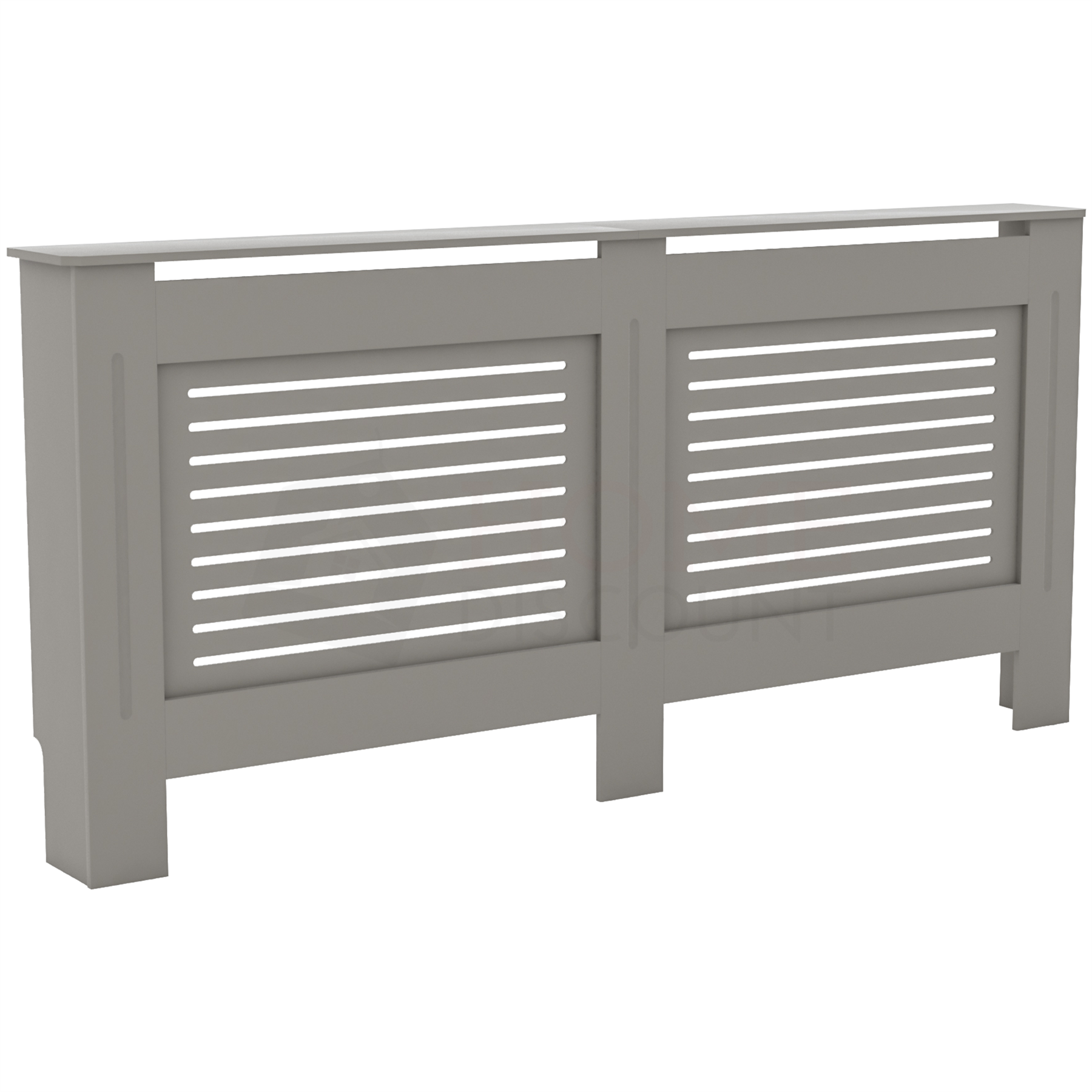 Radiateur-Housse-Blanc-inachevee-MODERNE-BOIS-TRADITIONNELLE-Grill-cabinet-furniture miniature 185