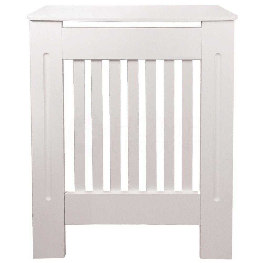 Radiateur-Housse-Blanc-inachevee-MODERNE-BOIS-TRADITIONNELLE-Grill-cabinet-furniture miniature 73