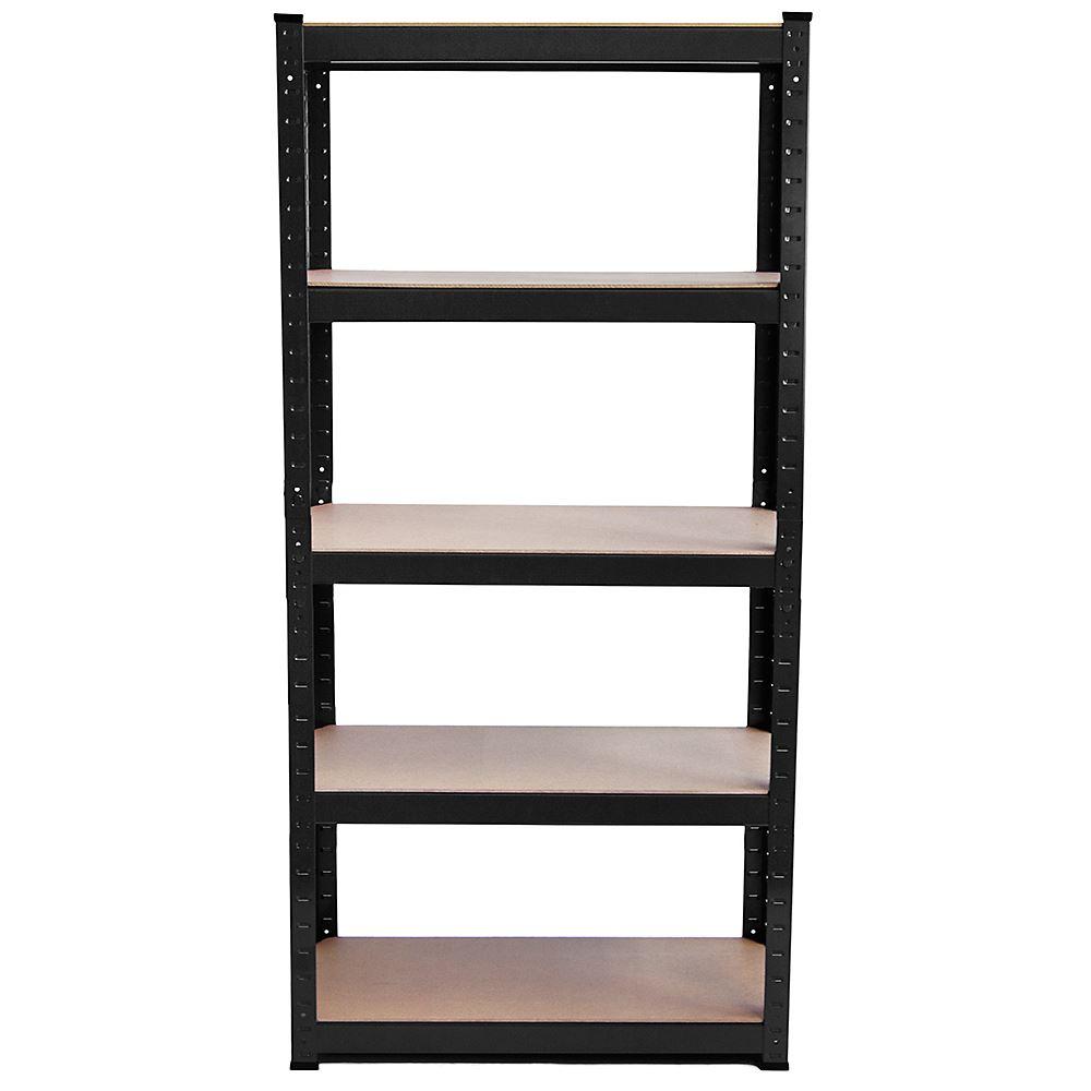 5-Tier-Garage-Shelves-Shelving-Unit-Racking-Boltless-Heavy-Duty-Storage-Shelf thumbnail 10