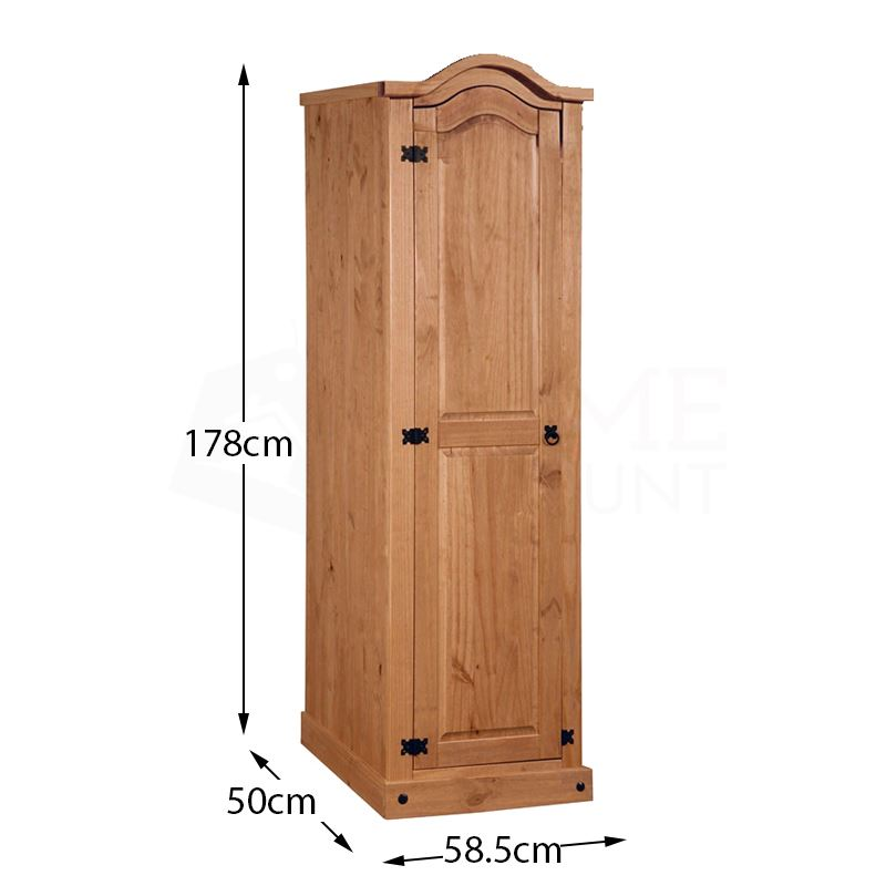 Corona-Panama-Chest-Of-Drawers-Bedside-Bedroom-Mexican-Solid-Pine-Furniture thumbnail 178